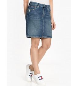 """Tommy Jeans """"Denim Skirt"""" Denim"""