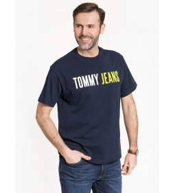 "Tommy Jeans ""Tee"" Navy"