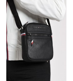 "Tommy Hilfiger ""Essential Mini Reporter"" Black"