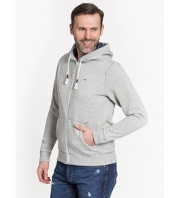 "Tommy Jeans ""Original Zip Hoo"" Grey"