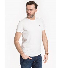 """Tommy Jeans """"Essential Jaspe Tee"""" White"""
