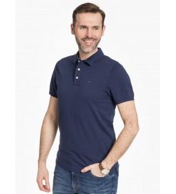 "Tommy Jeans ""Polo Original Fine"" Navy"