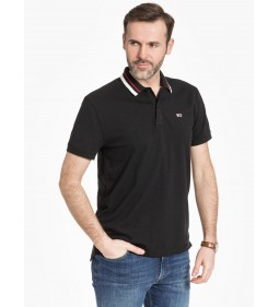 "Tommy Jeans ""Classics Polo"" Black"
