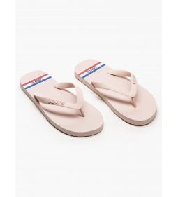 "Levi's ""Dixon Sportswear"" Light Pink"