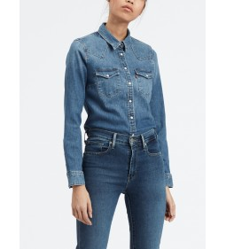 "Levi's ""Ultimate Western"" Hazy Blues"