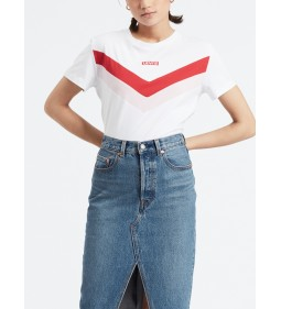 "Levi's ""Florence Tee"" Florence Tee White"