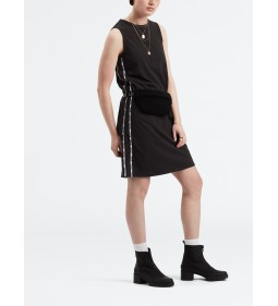 "Levi's ""Logo Tape Dress"" Meteorite Black"