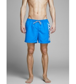 "Jack & Jones ""Cali JJswim Shorts"" French Blue"
