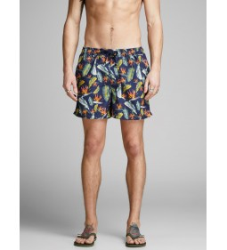 "Jack & Jones ""Icali JJswim Shorts""Blue Depths"
