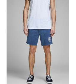 "Jack & Jones ""Iwashwd Jjsweat Shorts"" Bonnie Blue"