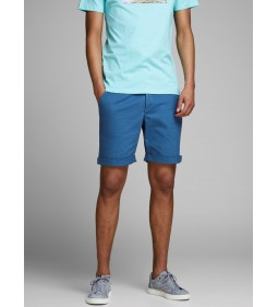 "Jack & Jones ""Ienzo Chino Shorts"" True Navy"