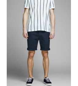 "Jack & Jones ""Ienzo Chino Shorts"" Black Iris"