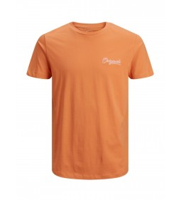 "Jack & Jones ""Jorstomp Tee"" Dusty Orange"