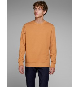 "Jack & Jones ""Eholmen Sweat Crew"" Meerkat"