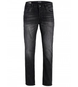"Jack & Jones ""Mike"" Black Denim"