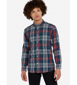 "Wrangler "" 1Pkt Shirt"" Red"