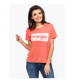 "Wrangler ""Drape Tee"" Dubarry"