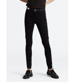 "Levi's ""High Rise Skinny"" Long Shot"