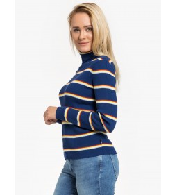 "Wrangler ""Turtle Neck"" Blue Depths"