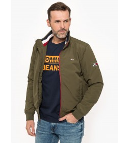 """Tommy Jeans """"Essential Padded Jacket"""" Green"""