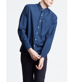 "Levi's ""Sunset I Pocket Shirt"" Fritsche Indigo"