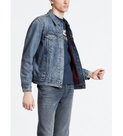 "Levi's ""Lined Trucker Jacket"" Sequoia Trucker"