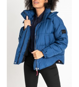 "Lee ""Puffer Jkt"" Oil Blue"