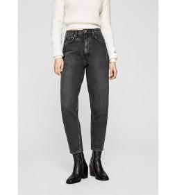 "Pepe Jeans ""Rachel"" Black DUA LIPA"