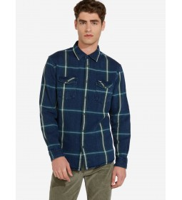 "Wrangler ""Ls Western Shirt"" Pine"