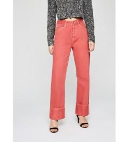 """Pepe Jeans """"Dua Coloured"""" Pink DUA LIPA"""