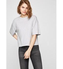 "Pepe Jeans ""Mimi"" Grey DUA LIPA"