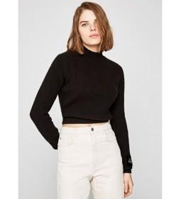 "Pepe Jeans ""Silvi"" Black DUA LIPA"