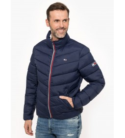 """Tommy Jeans """"Essential Puffer Jacket"""" Blue"""