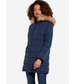 "Wrangler ""Long Puffer"" Navy"