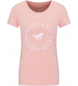 "Mustang ""Alina C Print"" Pink"