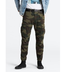 "Levi's ""Tapered Cargo"" Wave Camo Wild Coffee"