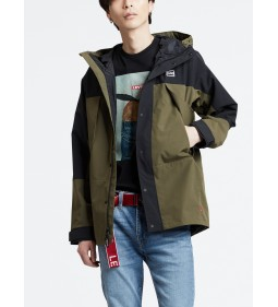 "Levi's ""Lightweight Sport Parka"" Olive Night"