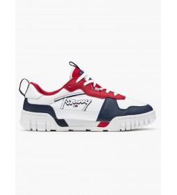 "Tommy Jeans ""Signature Sneaker"" RWB"