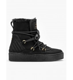 "Tommy Hilfiger ""Cosy Bootie"" Black"