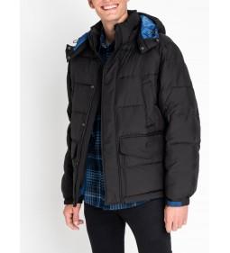 """Lee """"Puffer Jacket"""" Black"""